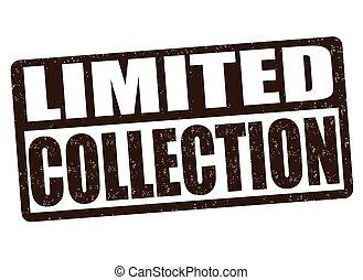 frimærke, begræns, samling
