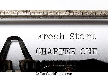 frisk start