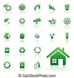 genbrug, iconerne