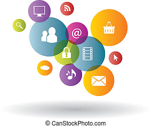 generation, branche medier, sociale