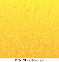 glas, øl, nedgange, baggrund