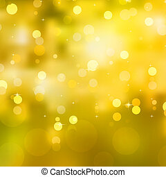 glittery, 10, eps, gul, baggrund., jul