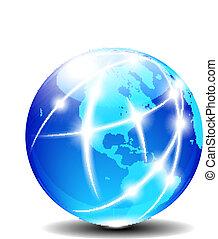 globale, nord syd, amerika