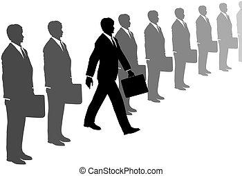 gråne, branche tøjsæt, initiativ, foranstaltninger, beklæde, ydre, mand