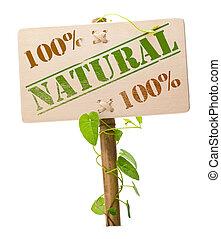 grønne, naturlig, biografi., tegn