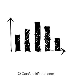 graph, konstruktion, affattelseen, illustration, ikon