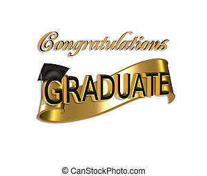 gratulationer, examen