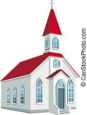 grevskab, liden, kristen, kirke