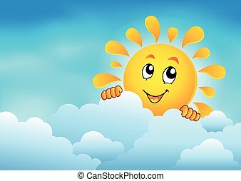 grumset, 1, himmel, sol, lurking