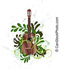 grunge, musikalsk begavet
