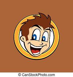guy, cartoon