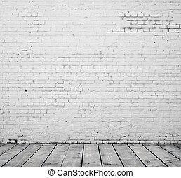 hvide mursten, rum