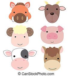 icon05, cute, anføreren, dyr