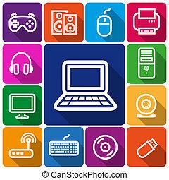 iconerne, computer