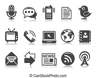 iconerne, kommunikation
