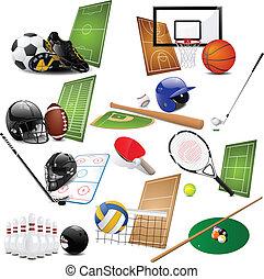 iconerne, sport