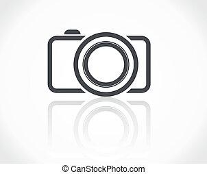 ikon, kamera