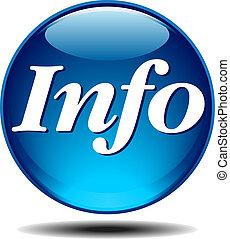 information, ikon