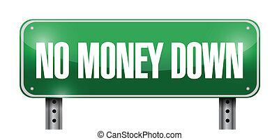ing penge, illustration, tegn, derned, konstruktion, vej