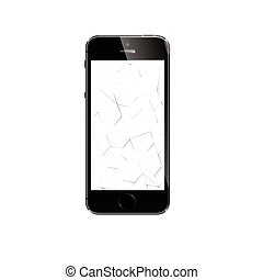 iphone, plus, æble, 6