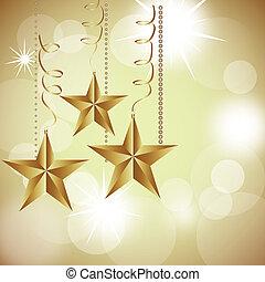 jul, stjerner