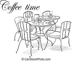 kaffe tid