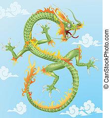 kinesisk drage