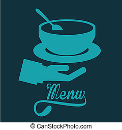 konstruktion, menu