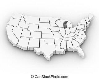 kort, united states