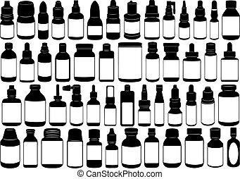 lægekunst flaske