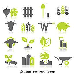 landbrug, ikon