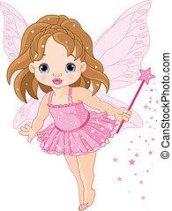 liden, baby, fairy, cute