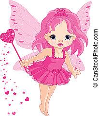 liden, fairy, constitutions, baby, cute