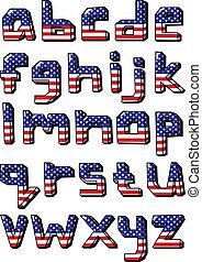 lille, alfabet, united states
