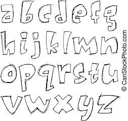 lille, sketchy, breve