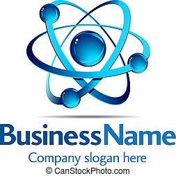 logo, dynamik