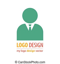 logo, firma, avatar