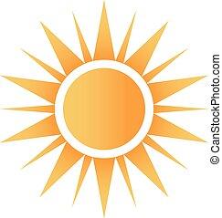 logo, glade, sol