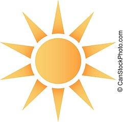 logo, rar, sol