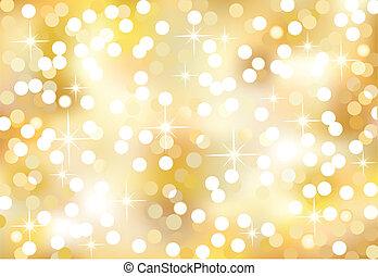 lys, jul, gnistr
