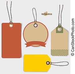 mærke, firmanavnet, vinhøst, pris, omsætning, voucher., konstruktion, skabelon, v, etiketten