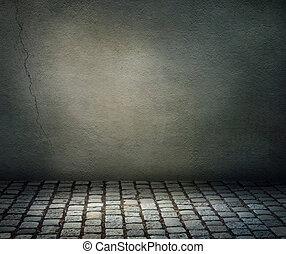 mørk baggrund
