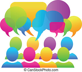 medier, tale, firma, sociale