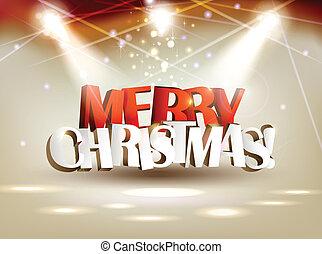 merry, christmas.