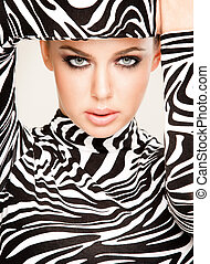 mode, zebra