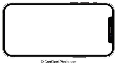 moderne, smartphone