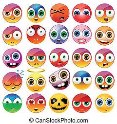 morsom, emoji