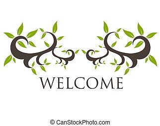 motiv, velkommen