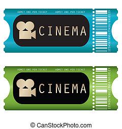 movie billet