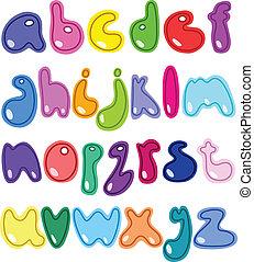 muntre, lille, breve